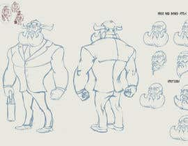 #8 for Character Design by Milos009