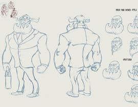 #8 untuk Character Design oleh Milos009