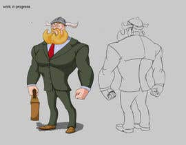 #13 untuk Character Design oleh Milos009