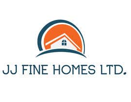 ccet26 tarafından Logo Design Project for JJ Fine Homes Ltd. için no 75