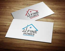 nº 54 pour Logo Design Project for JJ Fine Homes Ltd. par creativeblack