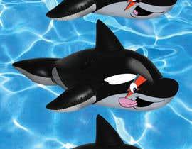 plumleedesigns tarafından Create a David Bowie orca pool float için no 7