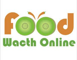 #145 untuk Logo Design for Food Watch Online oleh fitasari