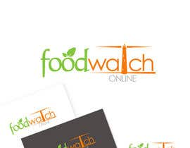#63 untuk Logo Design for Food Watch Online oleh RBM777