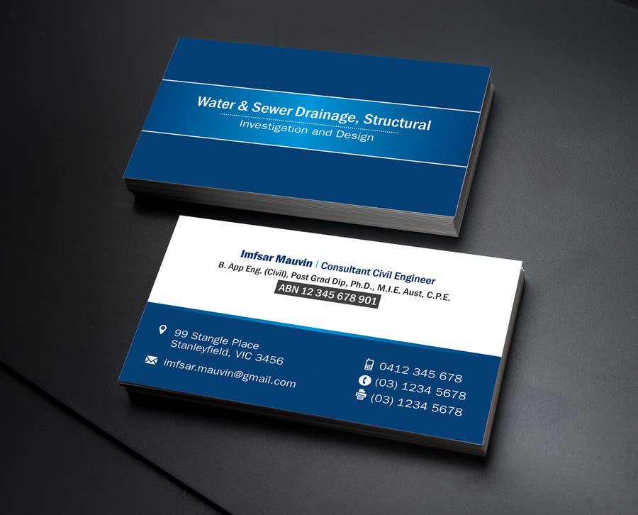 Entry 37 by linokvarghese for design some business cards for imfsar contest entry 37 for design some business cards for imfsar mauvin reheart Image collections