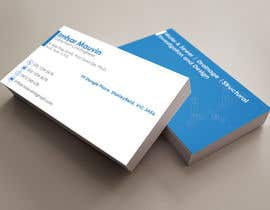 #79 for Design some Business Cards for Imfsar Mauvin by ibhet