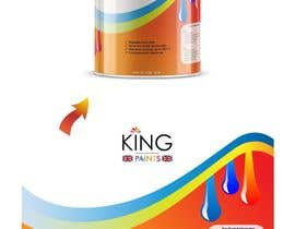 Nro 4 kilpailuun Paint Packaging Design käyttäjältä rajibrt