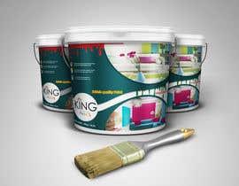 Nro 22 kilpailuun Paint Packaging Design käyttäjältä dfi7