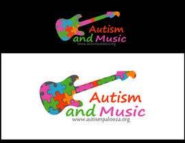 nº 63 pour Design a Logo for Autism Palooza par texture605