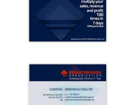 #105 untuk Develop a Corporate Identity for BREAKTHROUGH ORGANIZATION oleh KonstantinaD