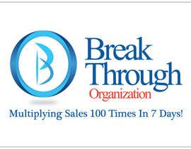 #100 untuk Develop a Corporate Identity for BREAKTHROUGH ORGANIZATION oleh rajverana