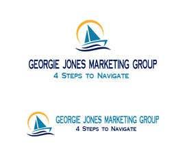 sammyali tarafından :Design a Logo for a new business: georgie jones 4 step marketing group için no 67