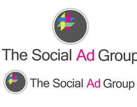 #23 para Develop a Corporate Identity for The Social Ad Group por Othello1