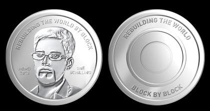 #8 for I need some Graphic Design for a coin token by samazran