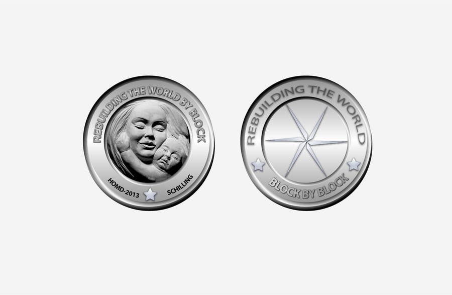 #12 for I need some Graphic Design for a coin token by mahossainalamgir