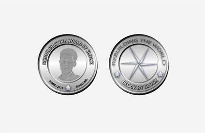 #17 for I need some Graphic Design for a coin token by mahossainalamgir
