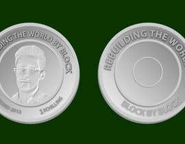 #32 para I need some Graphic Design for a coin token por mahossainalamgir