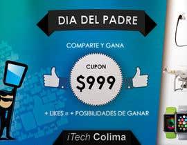 Nro 35 kilpailuun Diseñar un banner käyttäjältä FuerteLeon