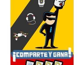 Nro 36 kilpailuun Diseñar un banner käyttäjältä Andrelo80