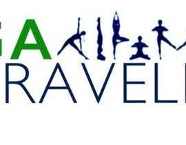 #42 for Yoga Travellers Logo design by LOURENSGM