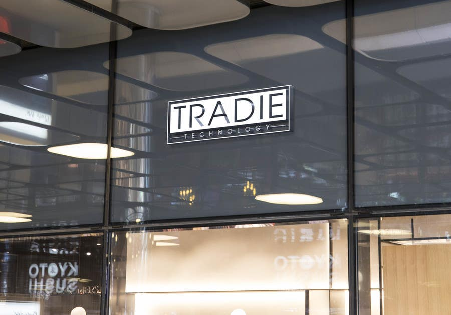 Bài tham dự cuộc thi #147 cho Design a Logo for Tradie Technology