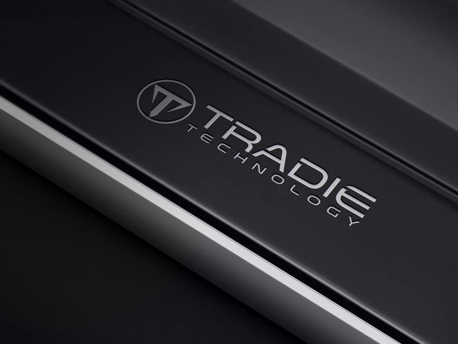 Bài tham dự cuộc thi #65 cho Design a Logo for Tradie Technology