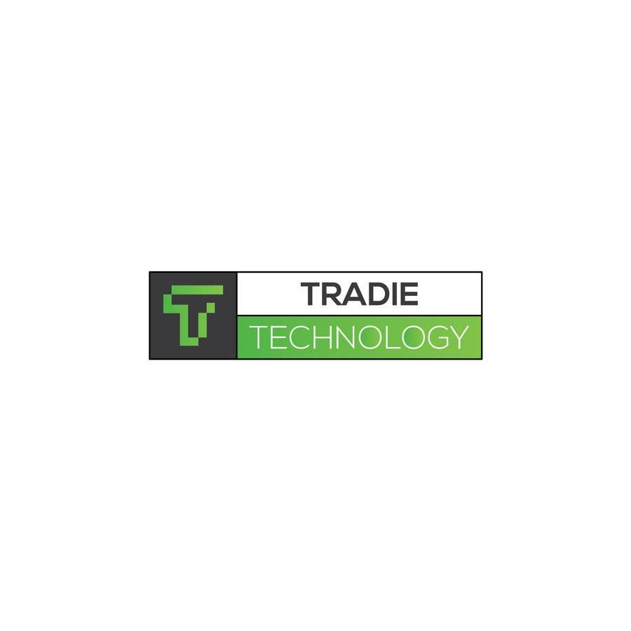 Bài tham dự cuộc thi #401 cho Design a Logo for Tradie Technology