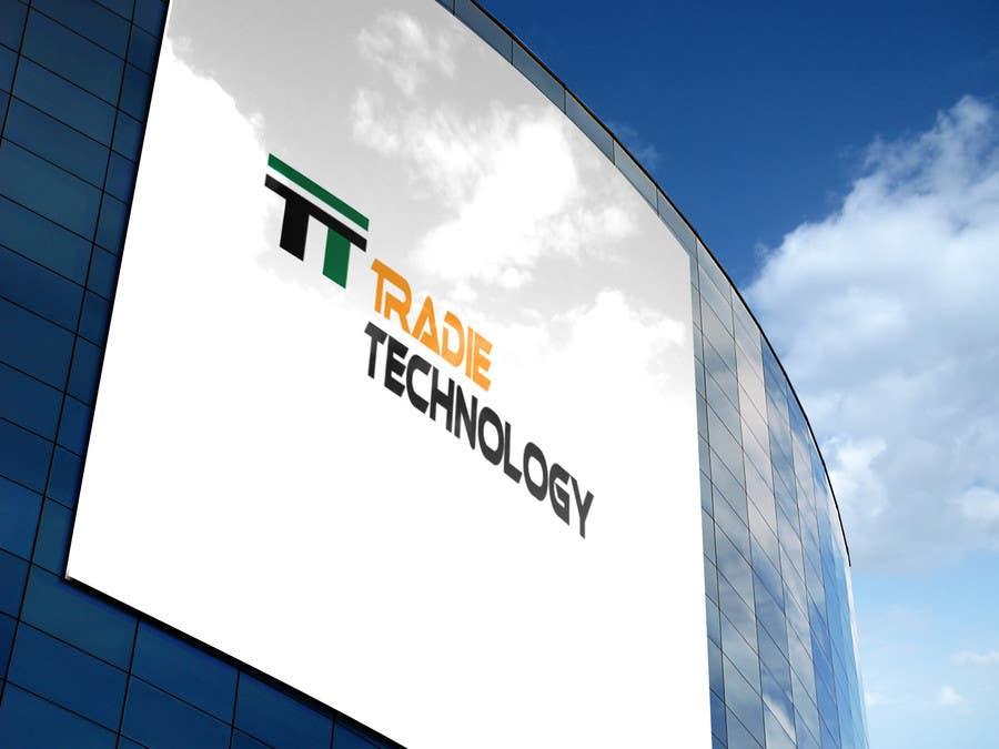 Bài tham dự cuộc thi #23 cho Design a Logo for Tradie Technology