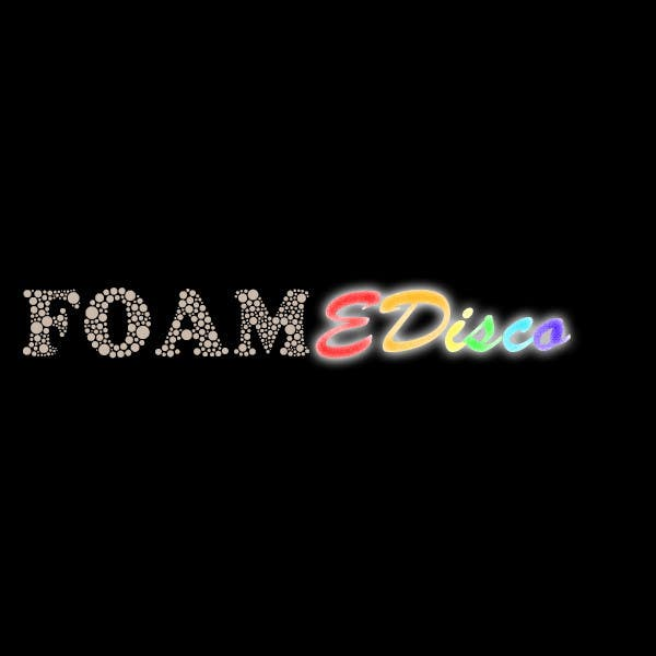 Kilpailutyö #10 kilpailussa Foamedisco logo