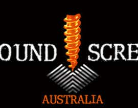 #16 for Design a Logo for Ground Screws Australia af RIGASKOUTZOS