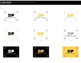 nº 3 pour DP Productions Seeking Logo par SanjitKaur79
