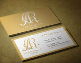 #55 for Design Business Cards by HammyHS