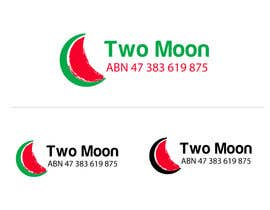 "nº 96 pour Design a Logo for ""Two Moon"" par mamunfaruk"