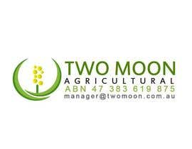 "#88 for Design a Logo for ""Two Moon"" af mjbheda"