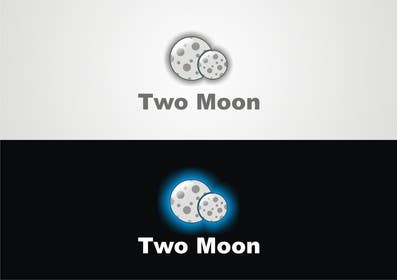 "#72 para Design a Logo for ""Two Moon"" por kelikpujis"