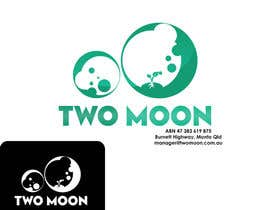 "#27 para Design a Logo for ""Two Moon"" por BryanSheriif"