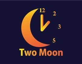 "#95 for Design a Logo for ""Two Moon"" af aqibsid007"