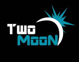 "#47 para Design a Logo for ""Two Moon"" por sathishnaik"