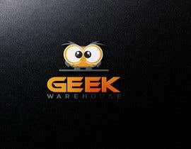 Nro 62 kilpailuun Design Logo For Geek eStore. käyttäjältä adilesolutionltd