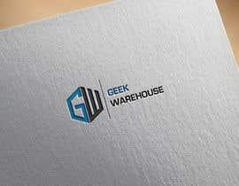 Nro 1 kilpailuun Design Logo For Geek eStore. käyttäjältä dgnmedia