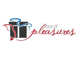 #44 for Design a logo for my new adult gift store called Box Of Pleasures af vernequeneto