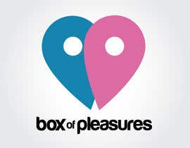 #8 for Design a logo for my new adult gift store called Box Of Pleasures af madelinemcguigan