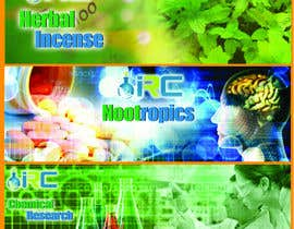 #21 cho Banner Ad Design for Import Research Chemicals bởi chai1987