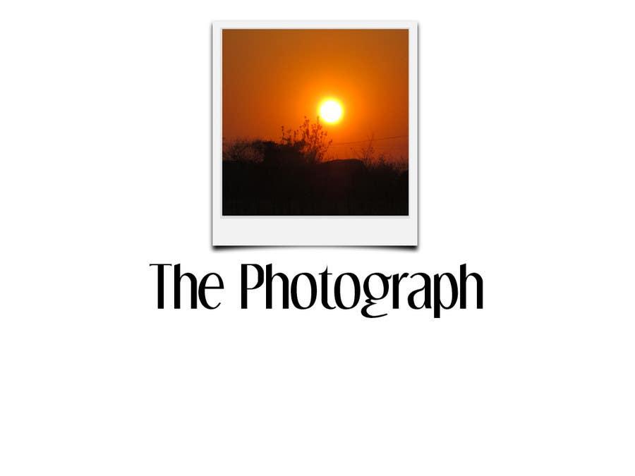 """#93 for Design a Logo for """"The Photograph"""" website. by saiprasannamenon"""