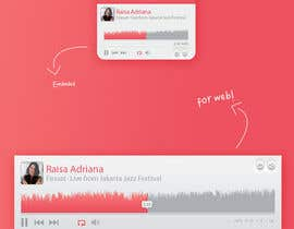 #33 for Design MP3 Music Player [PSD File Required] af ervanfahren