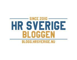 #38 cho Designa en logo for blogg.hrsverige.nu bởi vladspataroiu