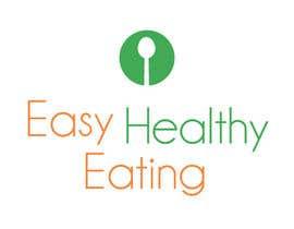 Nro 87 kilpailuun Design a Logo for Easy Healthy Eating käyttäjältä danadanieladana
