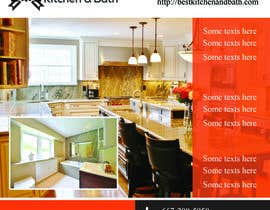 #7 for Advertisement/Flyer Design for Kitchen Remodeling Company by phthai