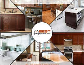 #2 for Advertisement/Flyer Design for Kitchen Remodeling Company by anjusnav