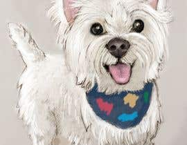 Nro 32 kilpailuun Animate my dog for a book käyttäjältä Tszocske